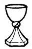 Cálice - tetragrammaton